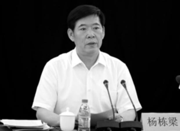 18日、取り調べが発表された国家安全生産監督管理総局のトップ楊棟梁氏 (ネット写真)