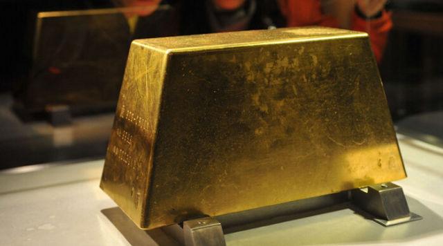 世界で最も重い金塊