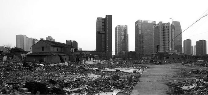 浙江省の開発地区、参考写真(Hipnos/Flickr)