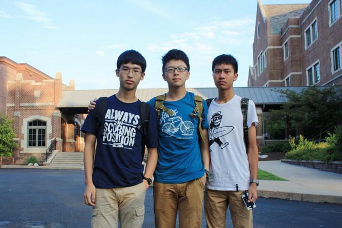 ワシントンの高校に通う中国人留学生(Montgomery County Planning Commission/Flickr)