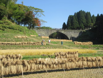 肥後の石工が作り上げた通潤橋