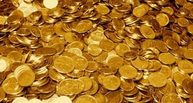 水道から毎年24億円相当の金が流出、英国の研究。写真は金貨。(tao_zhyn/Flickr)