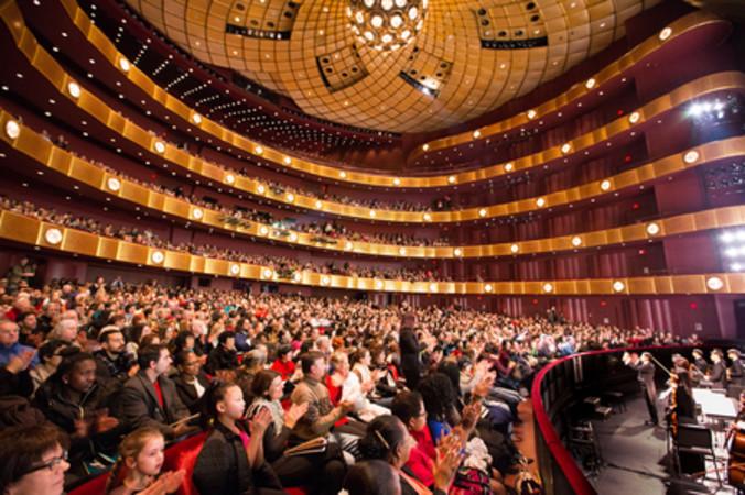 ニューヨークのデイビッド・H・コーク劇場 での神韻公演(戴兵/大紀元)
