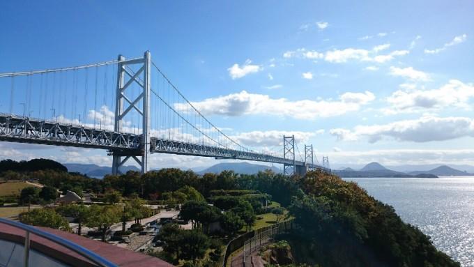 瀬戸大橋(伊賀撮影)