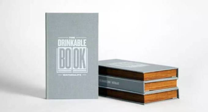 The Drinkable Book - Water is Life (You Tube)