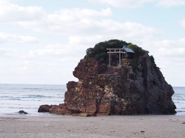 弁天島(こずえ撮影)