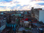 キューバの首都ハバナの風景(著者提供)