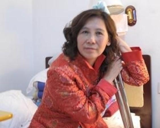 倪玉蘭さん (ネット写真)