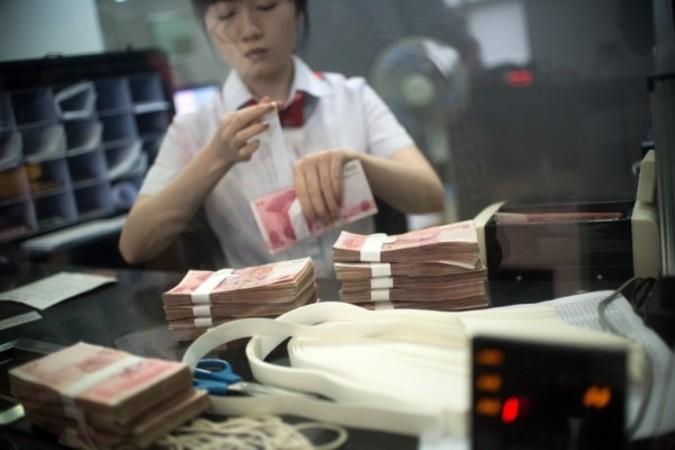 中国政府は現行のイギリスをならって金融監督体制を改革する(JOHANNES EISELE/AFP/Getty Images)