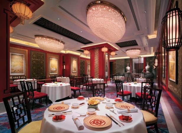 「支払いをよろしく」は、中国の腐敗社会を表した小咄。2008年のベストストーリーに選ばれている。写真は参考写真、中国式レストランホール(wikipedia.org)