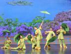 「真善忍」をテーマとする神韻。鑑賞した日本の観客コメントから、人の心へ伝わる舞台であったことが伺える(神韻公式ホームページより)
