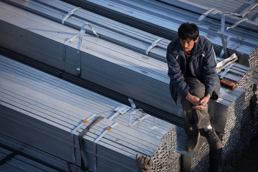 IMFはこのほど、中国の企業債務株式化計画はゾンビ企業問題を悪化させる恐れがあると指摘した。(Emmanuel Wong/Getty Images)