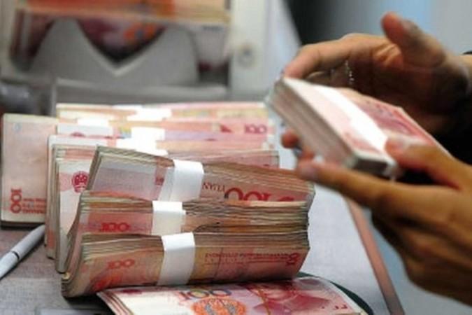 アジア証券大手CLSAアジア・パシフィック・マーケッツの調査報告によると、中国銀行業の不良債権比率は15~19%で、当局公表の9倍以上だという (AFP)