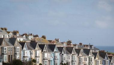 英国コーンウェルの人気リゾート地。参考写真(Matt Cardy/Getty Images)