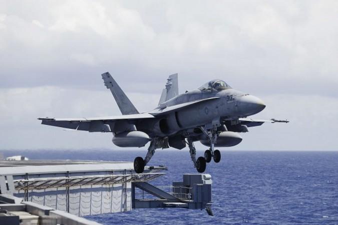 米海軍が主催する「環太平洋合同演習(リムパック)」(Getty Images)