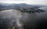 ボタフォゴビーチ(VANERLEI ALMEIDA/AFP/Getty Images)