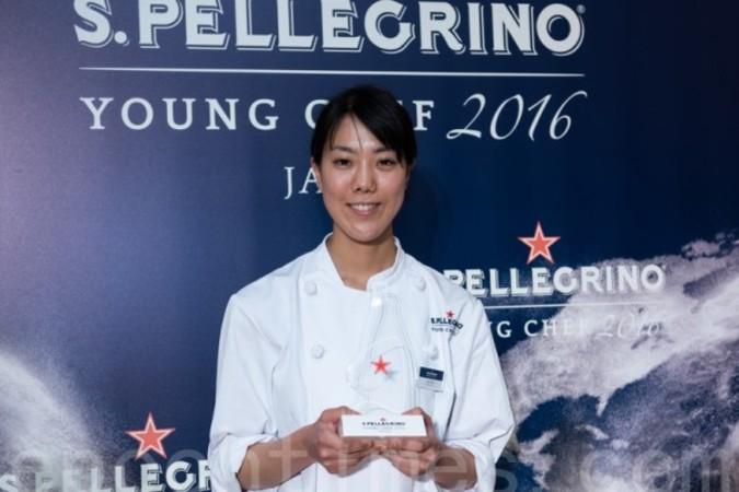 サンペレグリノヤングシェフ2016の日本地区大会が幕を閉じ、古屋聖良さんが「日本の四季」と題する料理で栄冠に輝いた。古屋さんは日本代表として10月中旬にイタリアのミラノで開催される世界大会に進出する(遊沛然/大紀元)