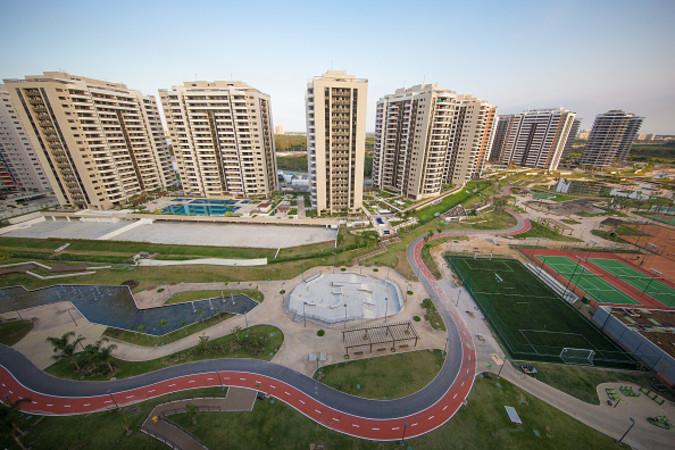 ブラジル・リオデジャネイロ五輪選手村(Buda Mendes/Getty Images)