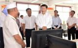 2016年7月19日、習近平国家主席は寧夏治自区銀川市の寺院を訪ね、宗教問題に対する見解を再度表明した(ネット写真)