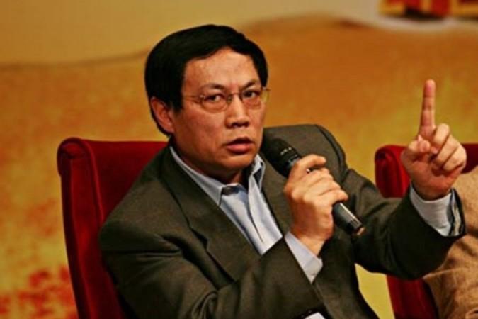 表舞台から久しく遠ざかっていた、北京遠華集団前総裁の任志強氏(ネット写真)