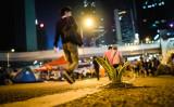 香港に芽生える民主を、恐怖で摘み取ろうとする中国共産党。写真は2014年10月、香港民主運動「雨傘革命」で、民主化支持者により占拠された中心地(Studio Incendo/flickr)
