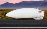 カナダのAerovelo社が開発した人力駆動自転車「Eta Speedbike」(Aerovelo社Facebookよりスクリーンショット)