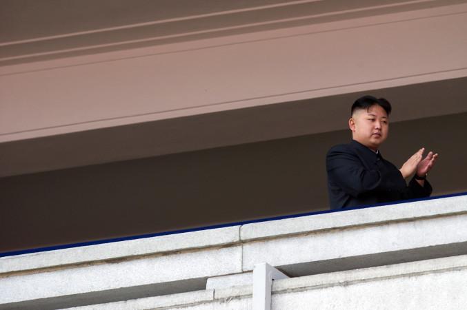 北朝鮮の最高指導者である朝鮮労働党書記委員長・金正恩氏(GettyImages)
