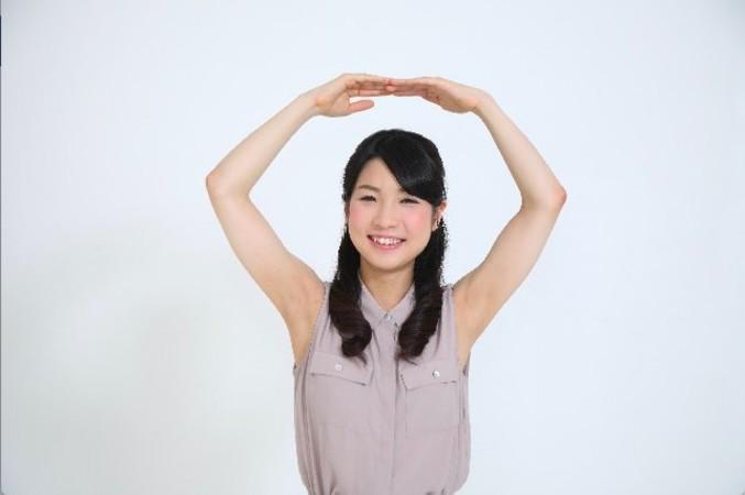 漢方医学の古典にのっている腋臭をお灸で根治する方法は、簡単でしかも安全!腋臭に悩んでいる方は試してみる価値があり(photo AC)