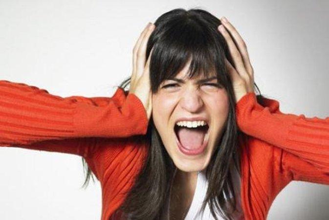 怒りは体の器官に大きなダメージを与える(ネット写真)