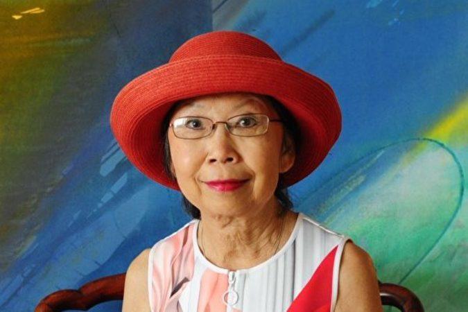 ロサンゼルス視覚芸術家協会の劉雅雅(りゅう・やや)氏はジャッキー・チェンにアカデミー賞を与えないよう呼びかけている(劉雅雅氏提供)