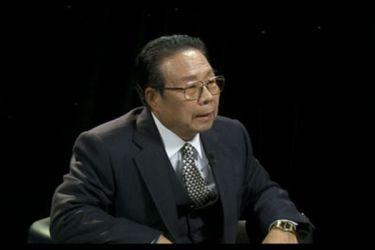 中国軍事学院出版社の前社長・辛子陵氏(ネット写真)