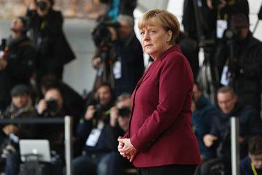 メルケル首相が来年の総理選挙に出馬表明した(Angela Merkel)