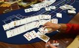 米カジノ運営大手のシェルドン・アデルソン(Sheldon Adelson)氏が北朝鮮にカジノを立てたいとの抱負を伝えた。写真は、マニラのカジノ参考写真(GettyImages)