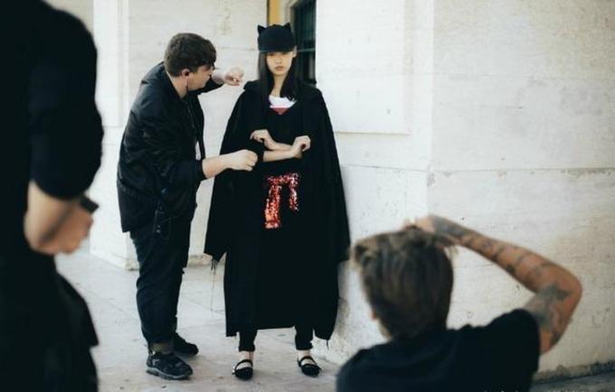 唐赫さんは、世界的なモデルコンテストで入選し、「万年に一度の東方美人」と賞賛を受けました(elite model look)