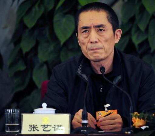 中国でインターネット動画配信から電子商取引まで幅広く事業を展開する楽視グループ(LeEco)の経営悪化で15年に、楽視映画に1200万元(約1億8000万円)を出資し、同社の1.4%の株式を取得した映画監督の張芸謀氏は投資収益の激減で巨額な損失を被ると報じられている (FREDERIC J. BROWN/AFP/Getty Images)