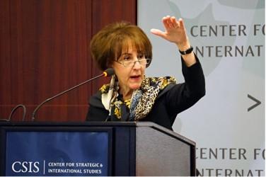 米国通商代表部代表として、中国が2001年WTO加盟際、当時の朱鎔基首相との交渉に当たったチャーレン・バーシェフスキー氏は12日に開催された講演会において、「中国当局はWTO加盟際にした約束を履行していない」と指摘した。(林帆/大紀元)