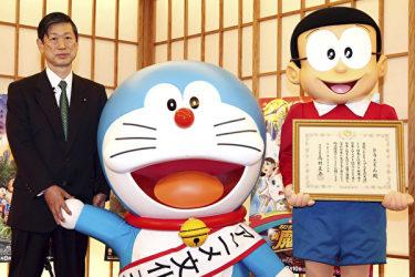 漫画やアニメは日本文化を発信する上で大きな役割を果たしている。 (Junko Kimura/Getty Images)