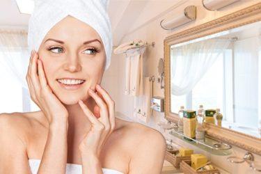 冬の乾燥肌は、簡単な方法で改善できます(Fotolia)