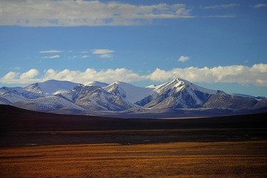 チベット高原 (reurinkjan/Flickr)