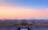 明・清の時代に建築された紫禁城。炭を燃やして出た熱気が複数の主要な宮殿をめぐり、部屋を暖める (pixelflake/Flickr)