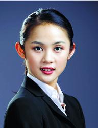 神韻トップダンサーであるアンジェラ・ワンさん(神韻芸術団)