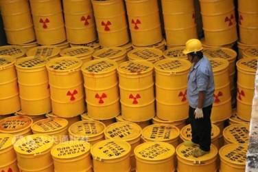 90年代、北朝鮮当局から委託されたイタリア人貿易商は、放射性廃棄物を台湾周辺海域に投棄していたという。参考写真(中央社)