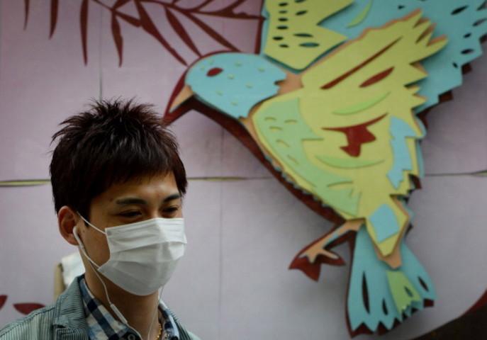 中国で鳥インフルエンザA(H7N9)のヒトへの感染が広まっている。主要感染地域の2月上旬の発表をまとめた結果、1月に死亡した患者は53人だったことがわかった (MARK RALSTON/AFP/Getty Images)