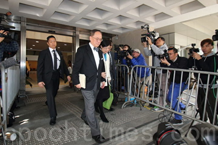 前香港行政長官に有罪判決 香港トップ経験者で初