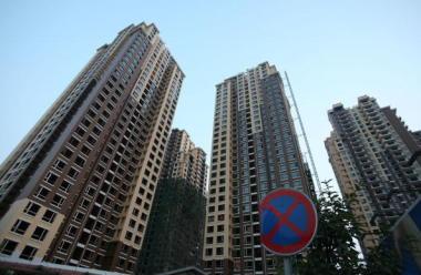 中国当局が不動産バブルに対して抑制措置を実施すればするほど、不動産価格が上昇するという現象が今も続いている(China Photos/Getty Images)