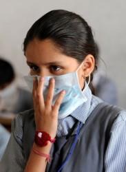 子どもがくしゃみや鼻水、咳をすることは、即ち子供に免疫力があるということ(AFP提供)
