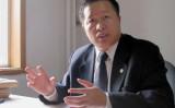 人権弁護士、高智晟氏。高氏のようにノーベル平和賞候補にも挙げられた「中国の良心」とも呼ぶべき高潔な人物に対し、共産党政権は弁護士資格を抹消し、強制失踪や凄惨な拷問を繰り返した上、刑罰を与え、「不適格者」の烙印を押した。(VERNA YU/AFP/Getty Images)