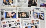 仏大統領選5月7日決選投票 国際情勢を左右=米メディア (VINCENZO PINTO/AFP/Getty Images)
