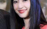 女優の神田沙也加さん(30)は近く、俳優の村田充(みつ、39)と結婚すると報じられた。写真は、米映画『イントゥ・ア・ウッズ』の日本プレミアで2015年4月、報道陣の前に姿を見せた神田さん。(TORU YAMANAKA/AFP/Getty Images)
