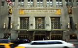 2014年、安邦保険集団が買収した米ニューヨークの最高級ホテル「ウォルドルフ・アストリア」 (Spencer Platt/Getty Images)